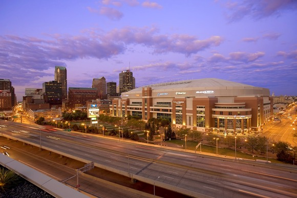 Edward Jones Dome Undergoes Major Upgrade with HARMAN's BSS Audio, Crown and JBL