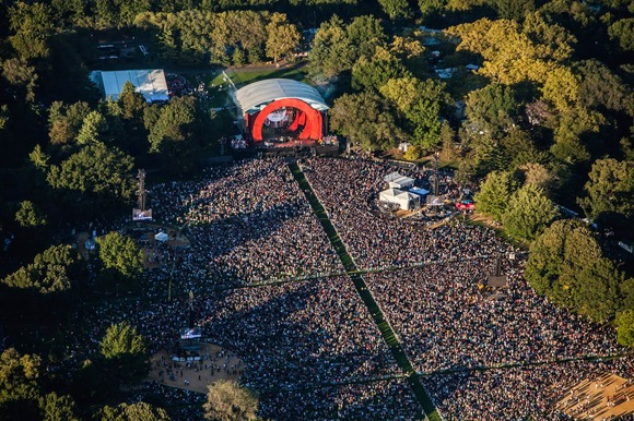 Firehouse Productions Supports Inspiring Music At Global Citizen Festival With HARMAN's JBL VTX Line Arrays and Crown I-Tech HD Amplifiers