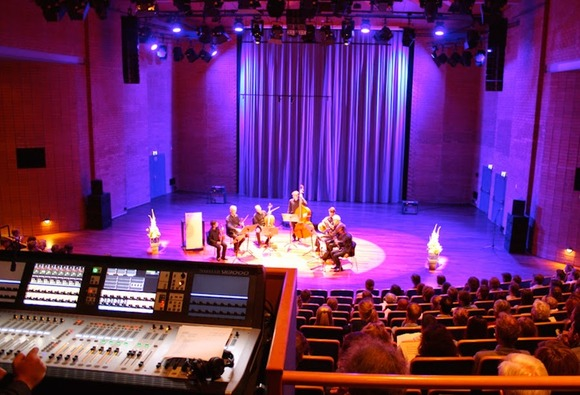 HARMAN Soundcraft Vi3000 and JBL VERTEC® Line Arrays and Console Chosen for Prestigious Norwegian Academy of Music