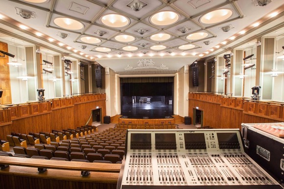 Katowice's Palace of Youth Finds New Life with HARMAN's AKG Microphones, JBL Loudspeakers and Soundcraft Consoles