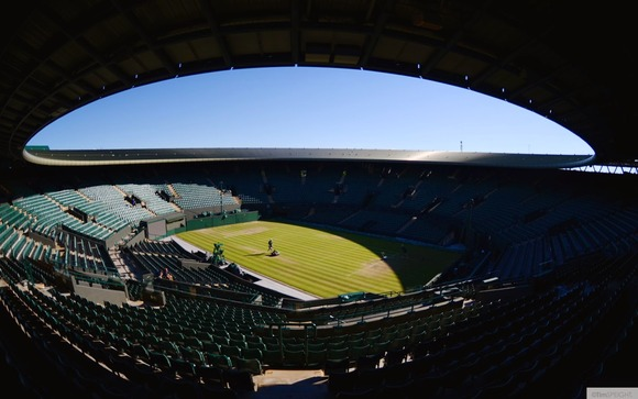 Crown and BSS Audio Are At Center Court In Wimbledon Audio System Upgrade