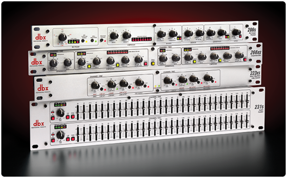 dbx® Introduces new S Series Graphic | dbx Professional Audio