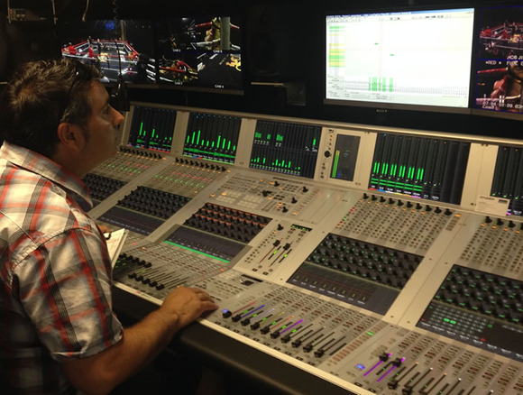 AXS TV Upgrades its Largest OB Truck With a HARMAN Studer Vista 9 M2 QS Audio Console
