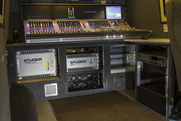 "Estonia Public Broadcasting Achieves ""Best Sound Ever"" with HARMAN Studer's Vista 5 M3 Digital Console"