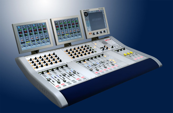 Studer To Showcase Its OnAir 3000 Digital Mixing Console At International Radio Festival 2014