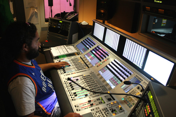 New Zealand's Māori Television Upgrades Its Broadcast Facility with HARMAN's Studer Vista 5 M3 and OnAir Consoles
