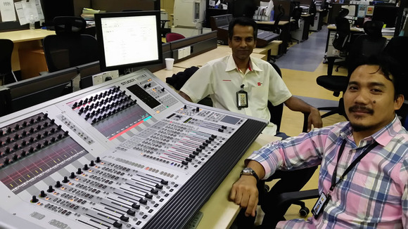 Media Prima Malaysia Takes HARMAN Studer Vista 1 Digital Console