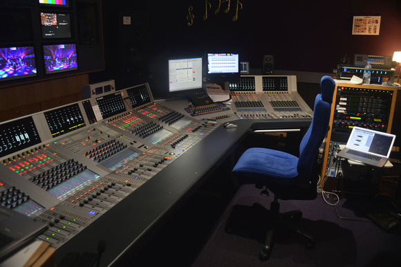 """Strictly Come Dancing""Has a Ball with HARMAN's Studer Consoles"