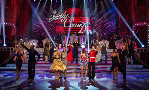Strictly Come Dancing Finds Ideal Companion in HARMAN's Studer