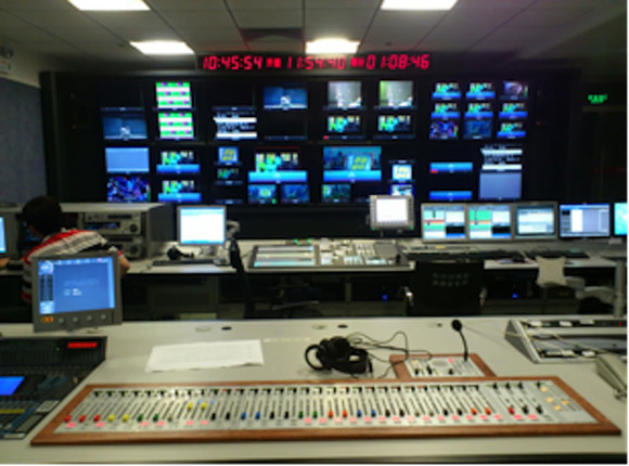 SZMG TV Network Station Receives Studio Upgrade with HARMAN's Studer OnAir 3000 Console