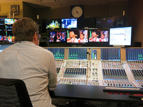 Dega Broadcast Systems Delivers Pristine Audio from Commonwealth Games with HARMAN's Studer Vista Consoles and Route 6000 System