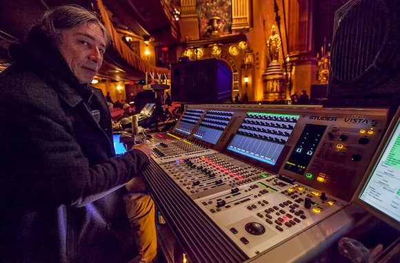 The Allman Brothers Band Continues Beacon Theatre Tradition With HARMAN Studer Vista 5 SR Digital Consoles