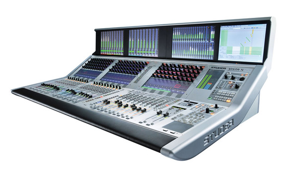 Studer Continues To Enhance OnAir Console Range With V5 Software