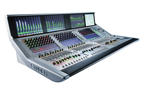 Studer Vista 5 Adds FaderGlow™ and Loudness Metering in Upgrade to M3 Model