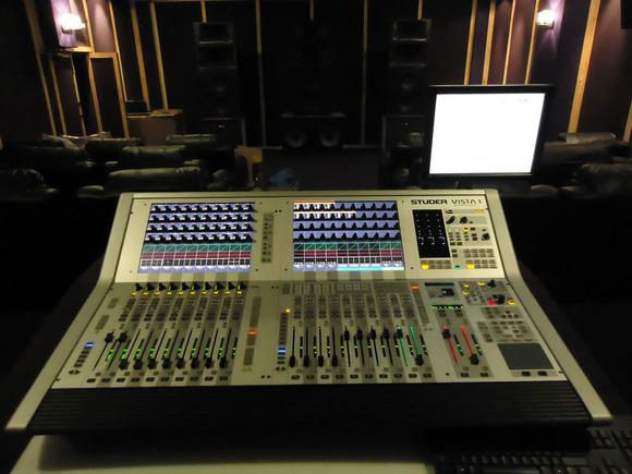 Godlywood Studios Installs First HARMAN Studer Vista 1 Digital Mixing Console in India