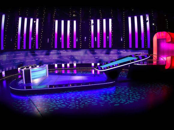 Studer VistaMix Breaks New Ground on ITV's The Chase