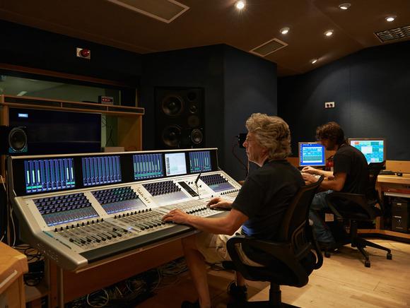 Maidstone Studios Upgrades Studio 2 with HARMAN's Studer Vista 5 Console
