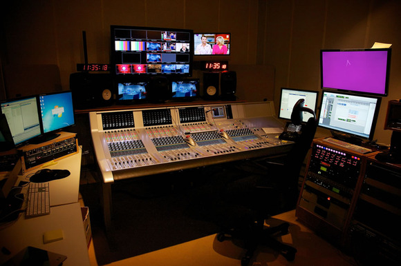 Norway's TV2's Journey Accomplished with HARMAN's Studer