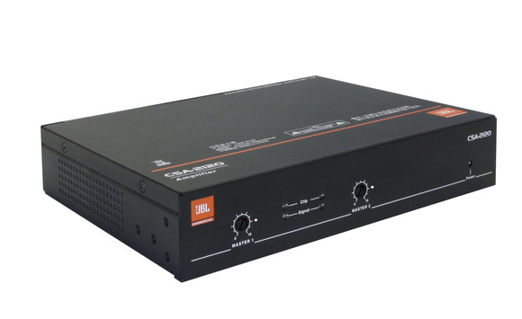 JBL Introduces Commercial Solutions Series Amplifier