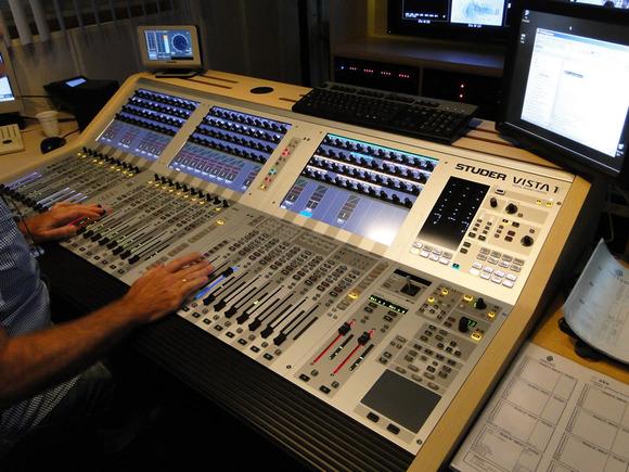 Hilversum-Based AKN Upgrades to HARMAN Studer Vista 1