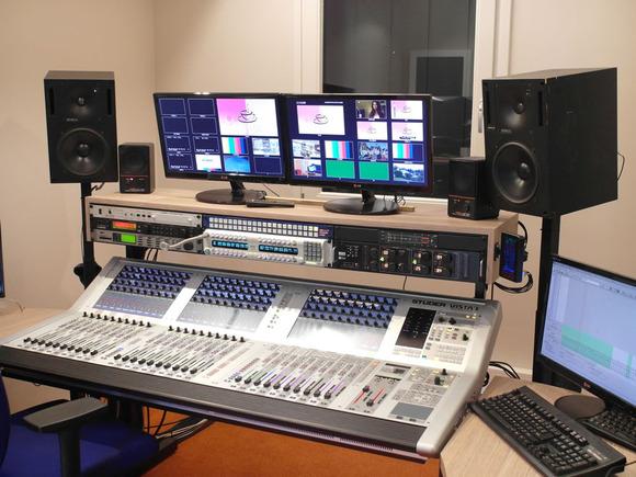 United Installs HARMAN's Studer Vista 1 in Dutch Villa for RTL4