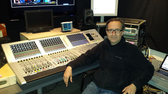 Studer Touts VistaMix, Lexicon Effects and StuderBroadcastAcademy.com at CCW Expo