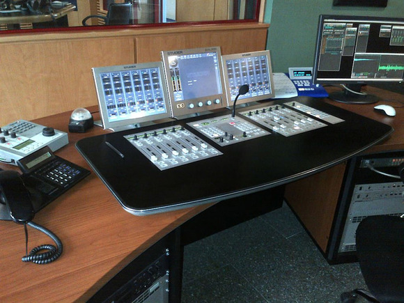 Leading Technologies Reports Big Demand for HARMAN's Studer OnAir Consoles