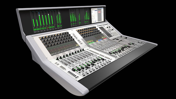 UK Debut For HARMAN's Studer Low-Cost Vista Digital Console and Compact Stagebox