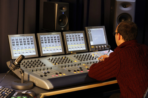 Studer OnAir 3000 Center Of Attention In Newly Constructed And Renovated Chinese Broadcast Stations