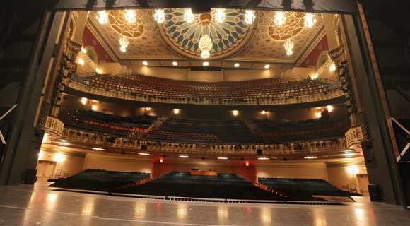 Studer Vista 5 Console Is Installed as Part of Historic New York City Center Renovation
