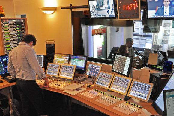 RMC Upgrades Paris Studios With Pair of HARMAN Studer OnAir 3000 Digital Consoles