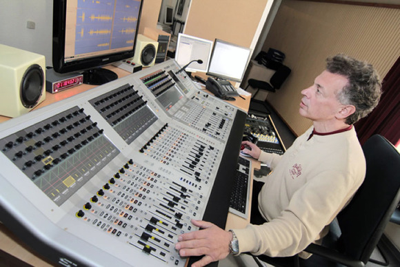 Students of the Academy of Music and Theatre Hamburg Learn Tricks of the Trade With a HARMAN Studer Vista 5 Digital Console