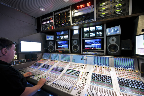 DutchView's New OB Van Hits the Road With a HARMAN Studer Vista 9 Console