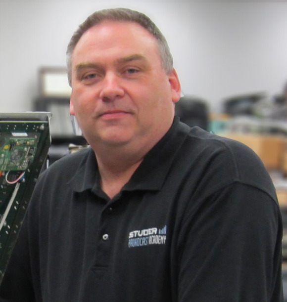 HARMAN Appoints Paul Shorter to Technical Services Manager for Soundcraft, Studer and AKG
