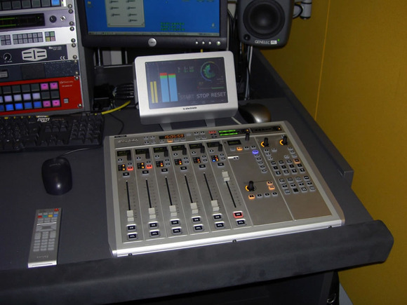 Swiss Parliament Upgrades Media Centre With HARMAN'S Studer OnAir 1500 Consoles