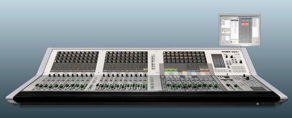 Studer Introduces Radically Lower-Priced Vista 1 Compact Console at NAB 2012