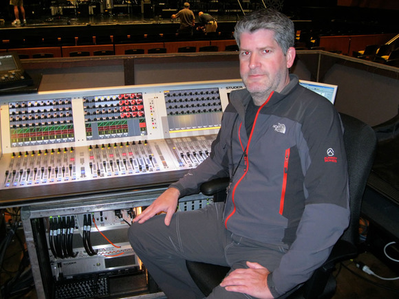 Michael Conner Mixes Three Evenings With Paul Simon and Wynton Marsalis Using HARMAN's Studer and Soundcraft Consoles