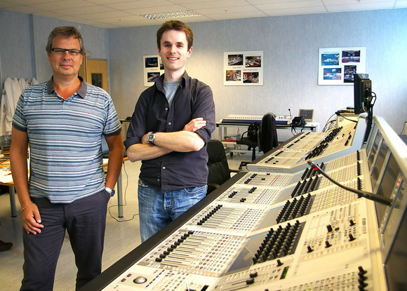 Studer Consoles Specified for Olympics Transmission