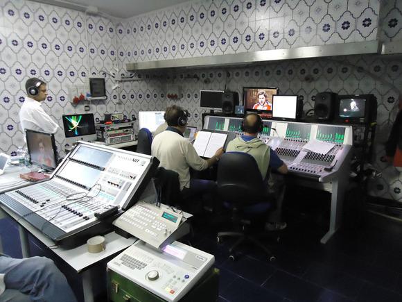 Soundcraft and Studer Consoles Support RAI's Landmark Recording of Rossini's La Cenerentola
