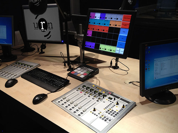 HHB helps University Radio Nottingham go digital with two Studer OnAir 1500 mixers