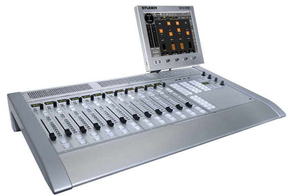 Radio Iasi Purchases Three Studer OnAir 2500 Consoles and Route 6000 Systems
