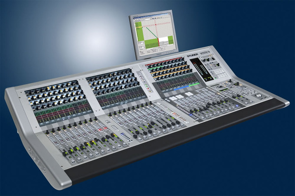 Studer Vista 5 Digital Console Brings State-of-the-Art Sound To Famed Great Festival Hall in Austria