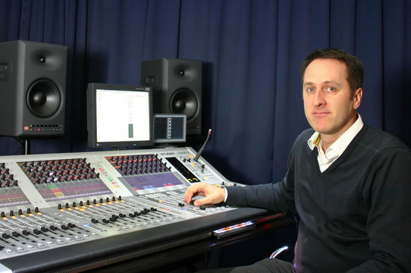 Keith Prestidge Joins HARMAN's Studer Team to Head up Sales in Asia Pacific Region
