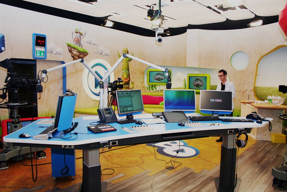 Studer Boosts Swiss TV's Pioneering Trimedial Zambo