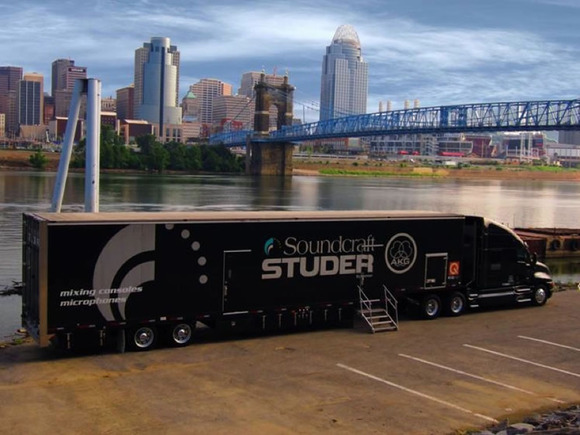 Studer Broadcast Academy Rolls On With Dates in New York and Washington D.C.