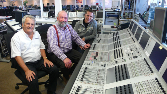 Studer Announces New Team to Accelerate Growth in Broadcast Market