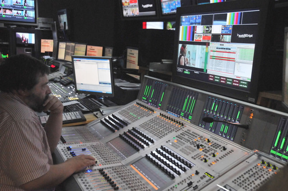 RTL and BCE Luxembourg Install HARMAN's Studer Vista 9 Digital Console