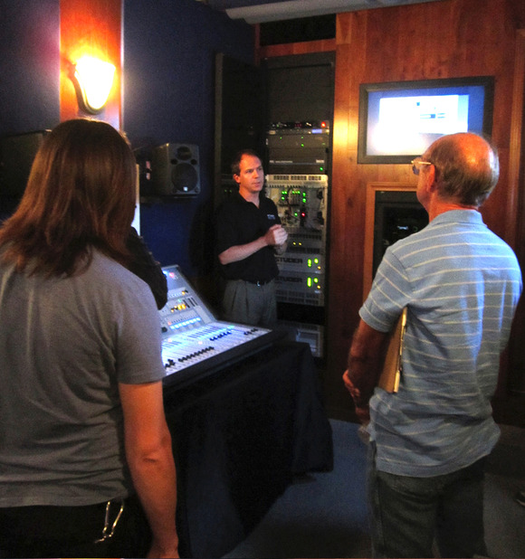 Studer to Host Broadcast Academy Sessions at AES 2011