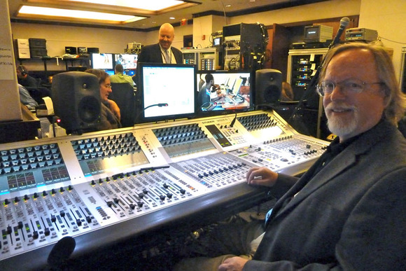 Studer Vista 5 Digital Console Helps Clinton Global Initiative To Be Heard Around The World