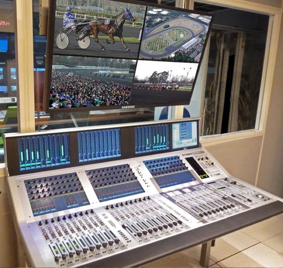 Studer Vista 5™ M2 Makes French Debut at Paris Hippodrome